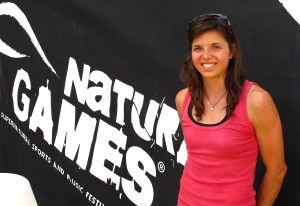 nina caprez au natural games