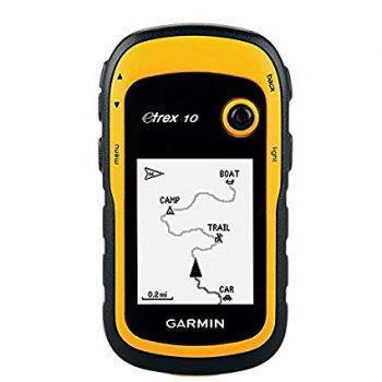 GPS portable de randonnée