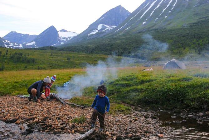 Bivouac-Norvege