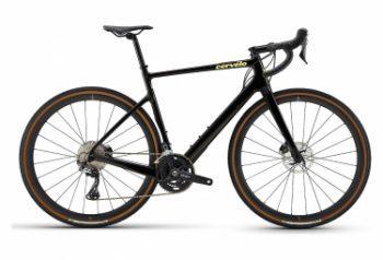gravel bike Cervelo Aspero GRX
