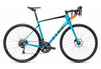 Vélo de Route Débutants Cube Attain GTC SL