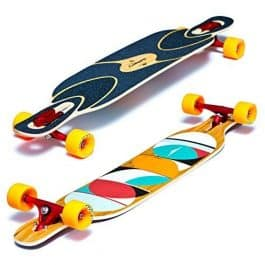 choisir sa longboard Dervish Sama Complete Loaded