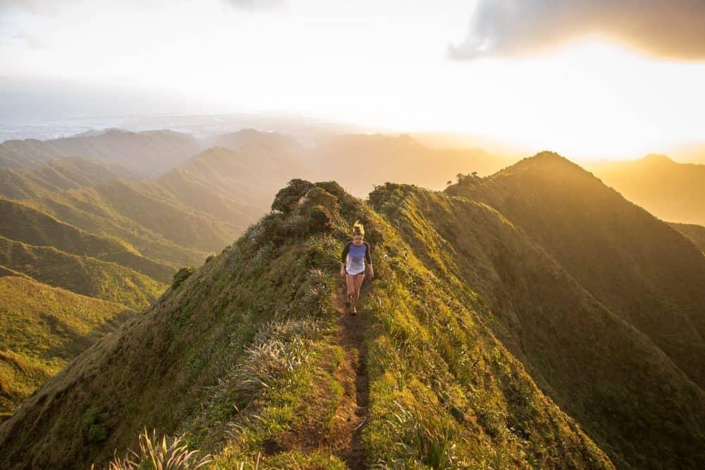 progresser en trail en montagne