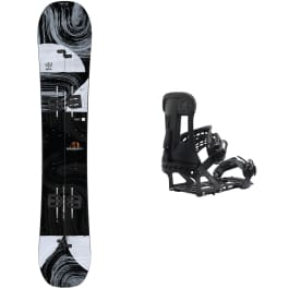 splitboard Flight Attendant de Burton