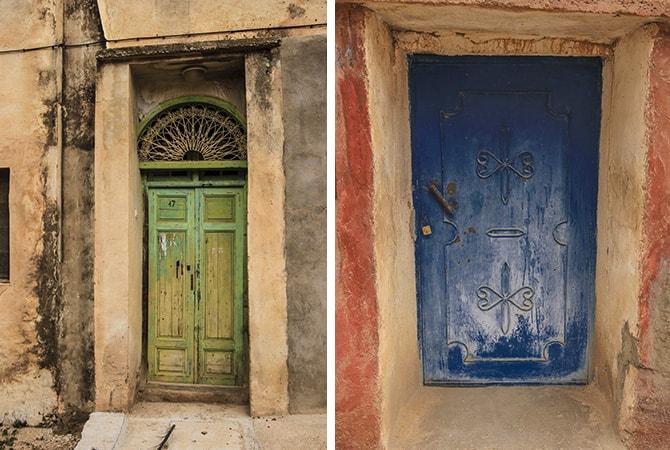Maroc-village-Agard-Oudad
