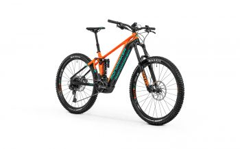 vtt descente Mondraker Level R