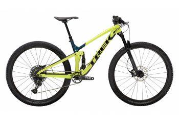 vtt trail Trek Top Fuel 8
