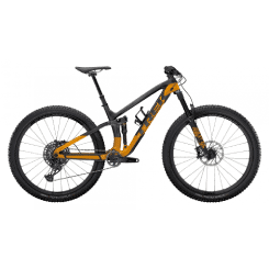 vtt enduro tout suspendu Trek Top Fuel 9