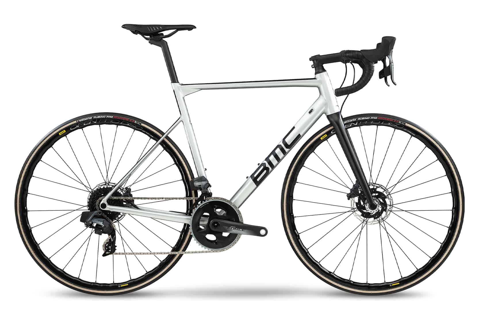 vélo de route bnc teammachine alr disc one