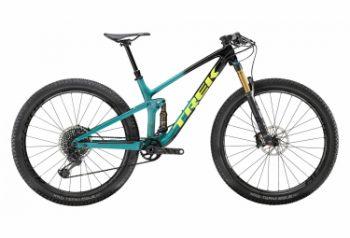 VTT XC Tout-suspendu Trek Top Fuel 9.9