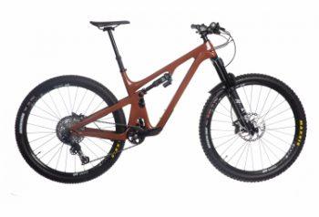 vtt tout suspendu Yeti-Cycles SB130