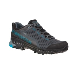 chaussure de randonnee basse La Sportiva Spire GTX Slate Tropic