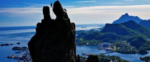 escalade-lofoten-Svolvaer
