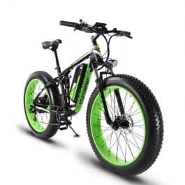 fat bike électrique Exterbici XF 800