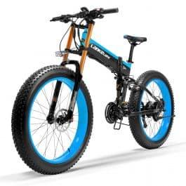 fat bike électrique Lankeleisi T750