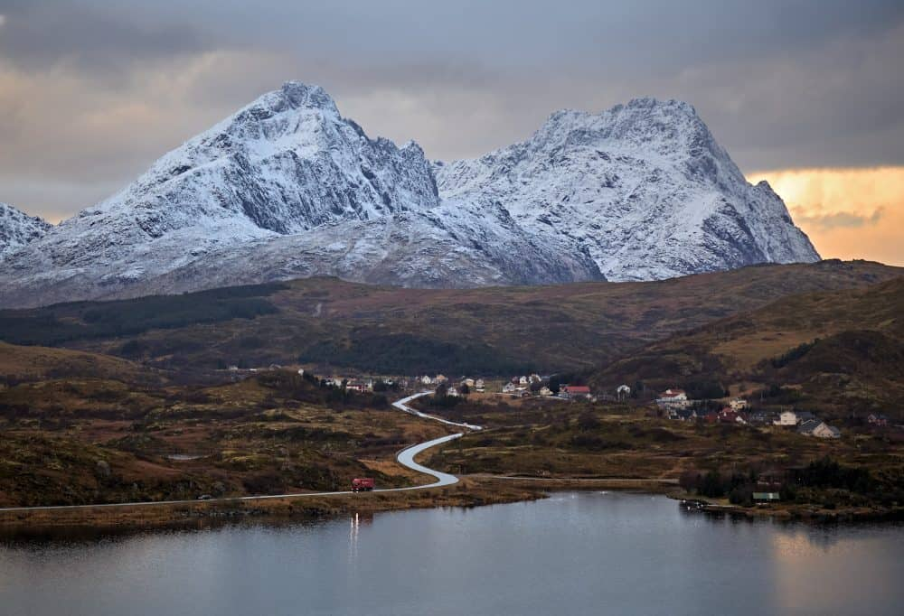 fjord de norvege
