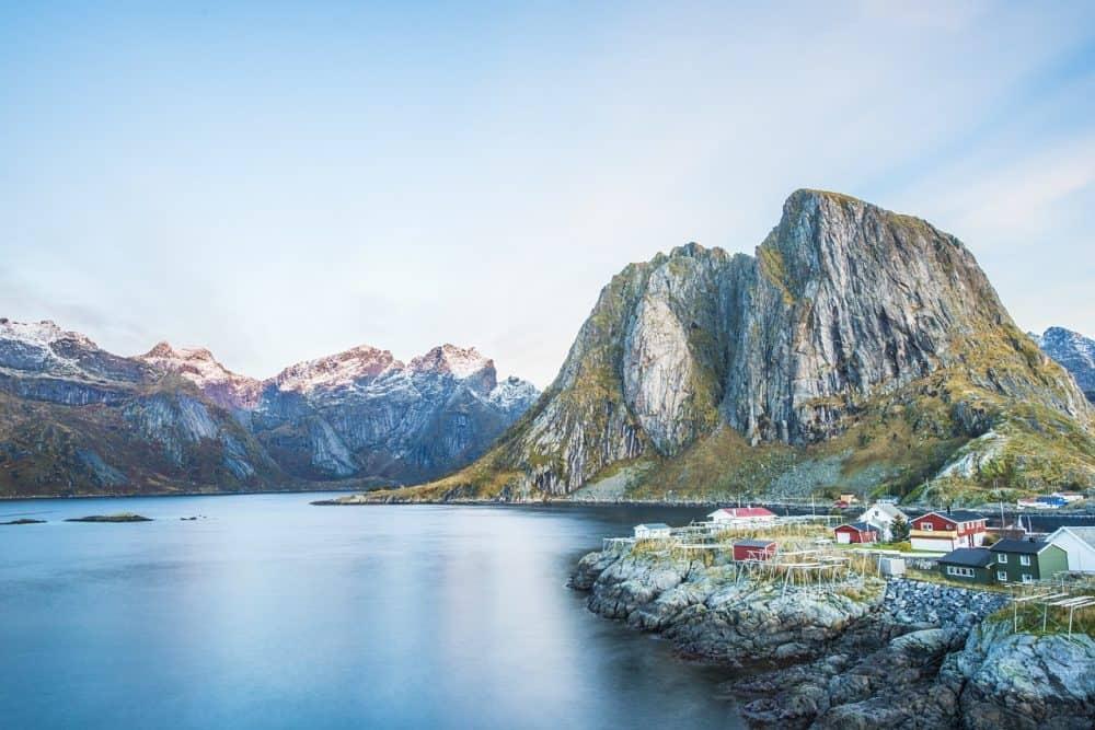 lofoton norvege