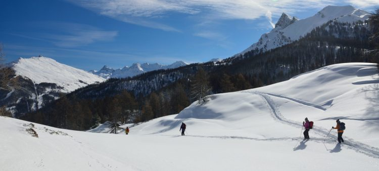 ski rando embrun guillestre