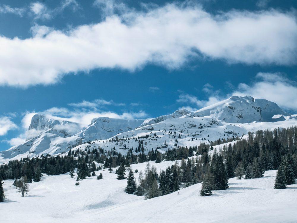 ski de rando pic du Dévoluy