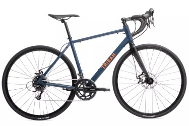 velo cyclotourtisme triban rc120