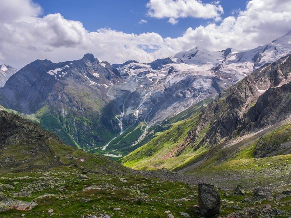 verber saint bernard trail