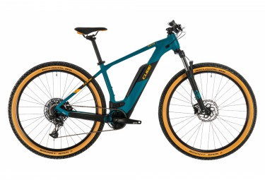 vtt electrique semi rigide cube reaction hybrid pro 500